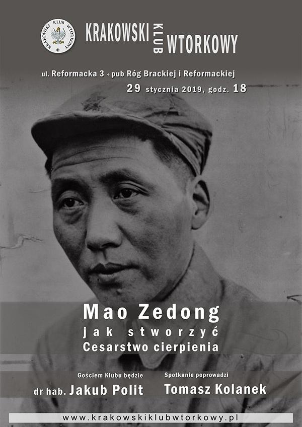Mao Zedong - jak stworzyć Cesarstwo cierpienia
