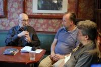 Gościem Klubu był dr Jerzy Gizella