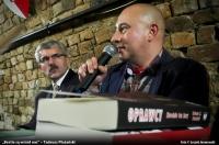 """Spotkanie z autorem książek """"Bestie i oprawcy"""" Tadueszem Płużańskim"""